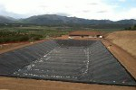 High Density Polyethylene liner, HDPE liner, Colorado lining