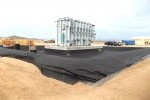 substation liner, prevent contamination, oil and gas liner