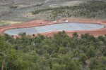 Lange Containment, geomembrane liner, Colorado, ranch liner