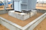 oil substation needs liner, prevent leaks