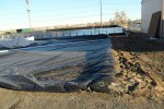 polyethylene geomembrane, polyethylene liner, containment liner, Colorado, construction liner
