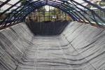 Hypalon liner, CSPE liner, Lange Containment, Colorado liner, tank liner, polyethylene liner