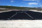 HDPE liner, landfill liner, Colorado, chemical-resistant liner