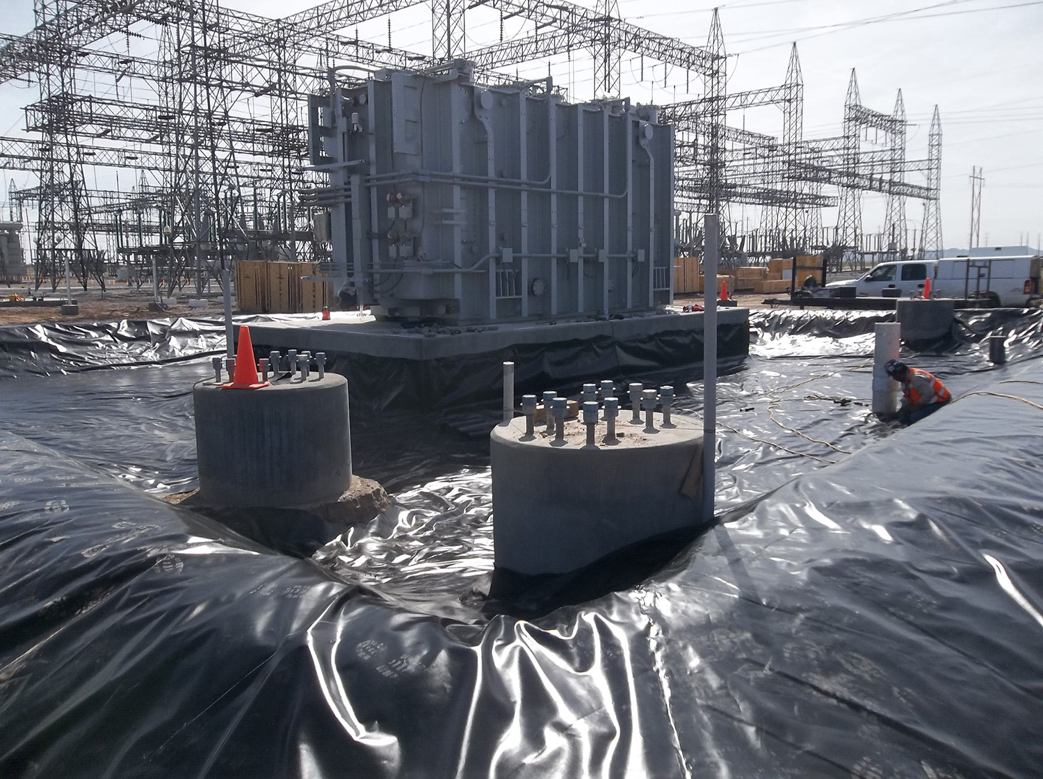 Xr 174 Geomembranes Lange Containment