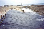 landfill liner, leak protection, lange containment, dam liner, Colorado